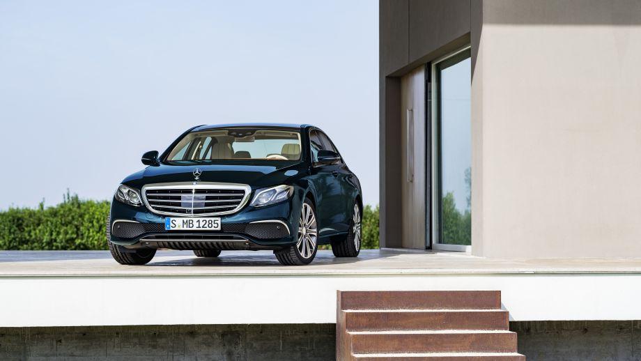 Mercedes-Benz E-Klasse Limousine