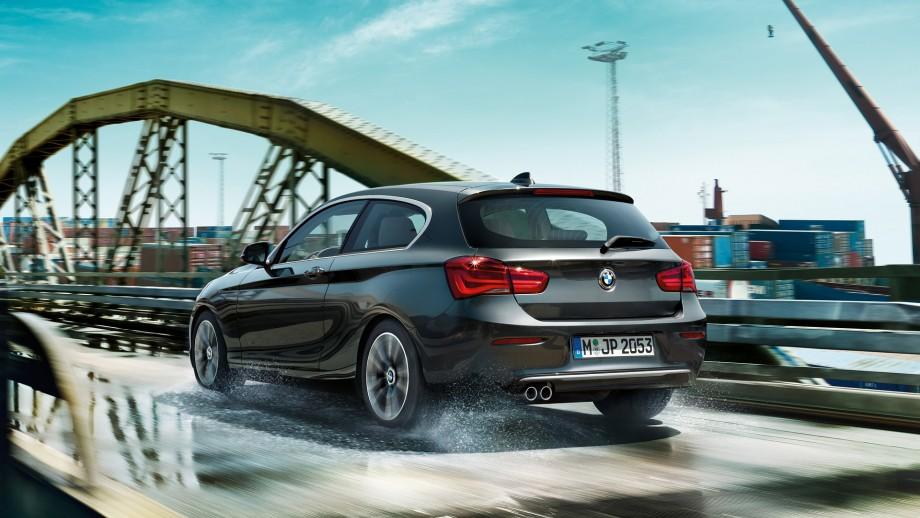 BMW 1er 3-Türer Heck