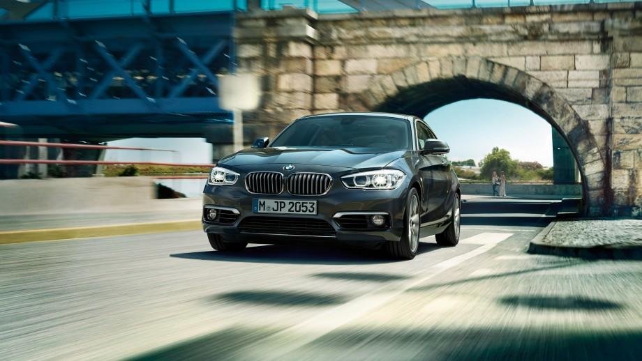 BMW 1er 3-Türer Front