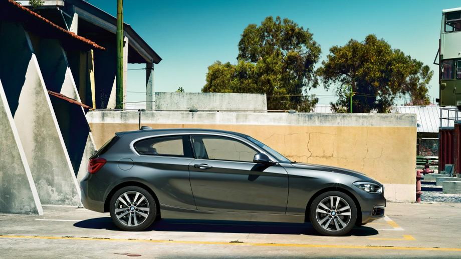 BMW 1er 3-Türer Seit