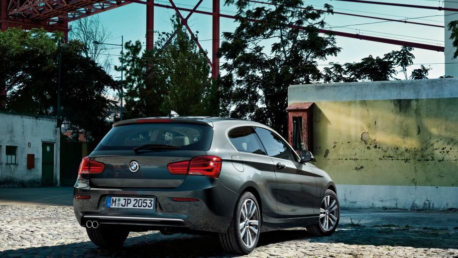 BMW 1er 3-Türer Facelift