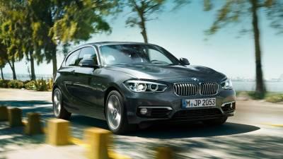 BMW 1er<br/>3-Türer