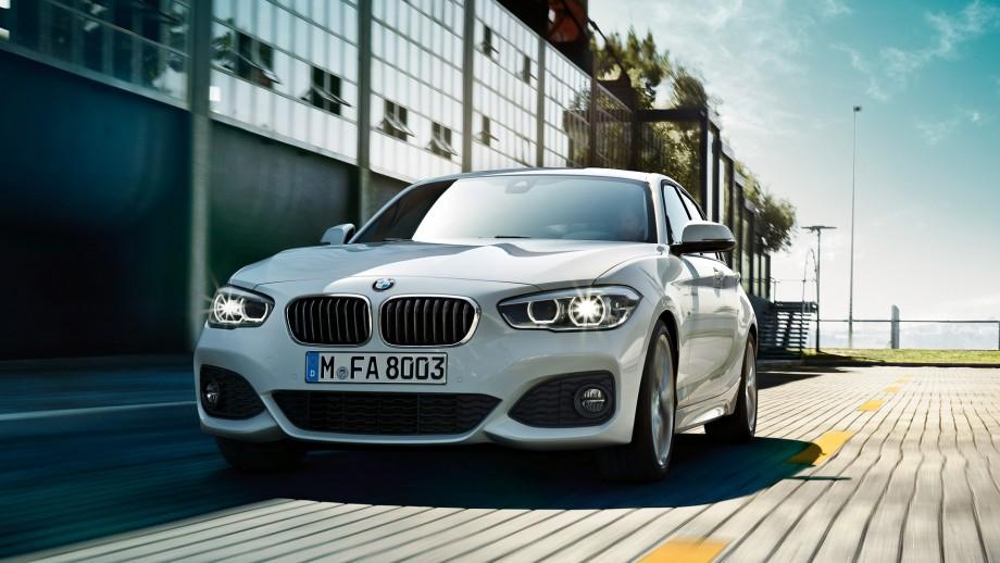 BMW 1er 5-Türer Front