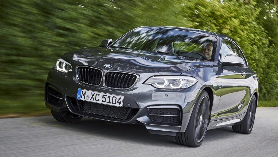 BMW 2er Coupé LCI Front