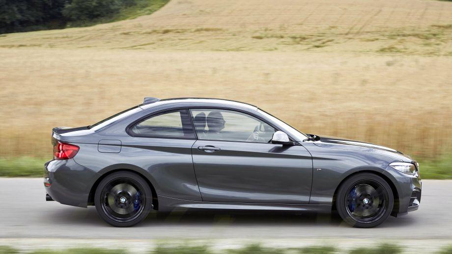 BMW 2er Coupé LCI Seite