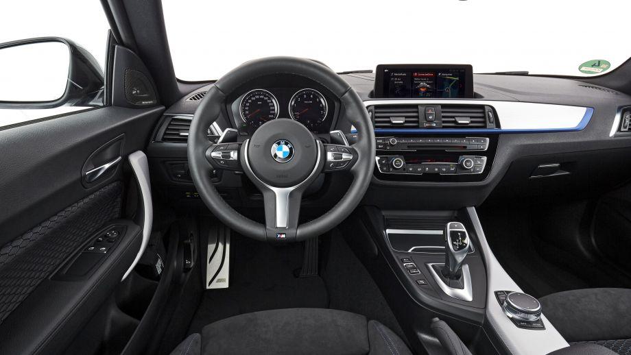 BMW 2er Coupé LCI Interieur