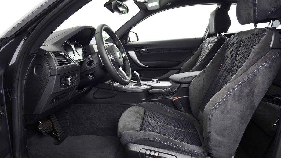 BMW 2er Coupé LCI Sitze