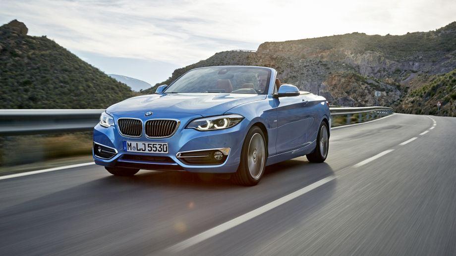 BMW 2er Carbiolet LCI Front