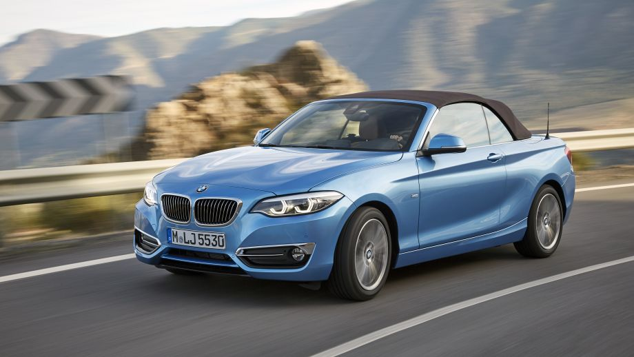 BMW 2er Carbiolet LCI Dach