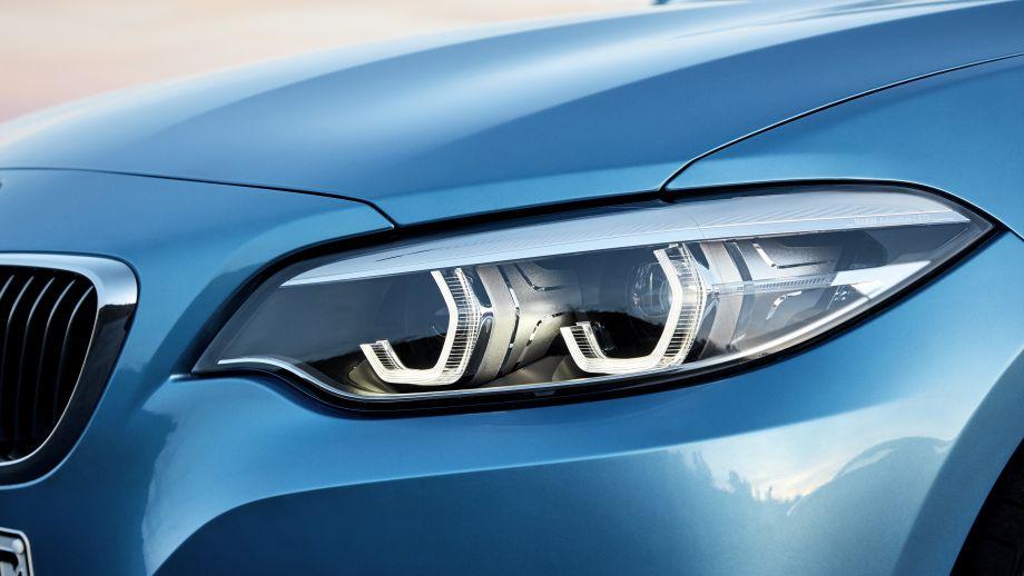 BMW 2er Carbiolet LCI Scheinwerfer