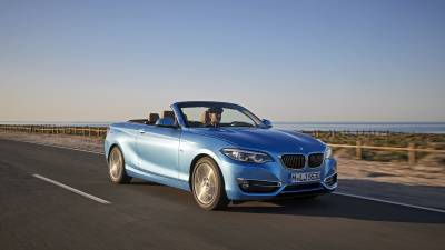 BMW 2er<br/>Cabrio