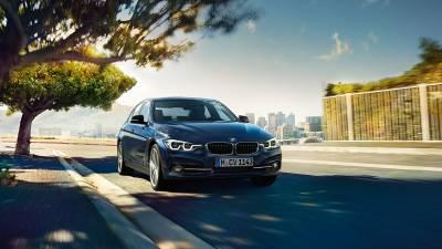 BMW 3er<br/>Limousine