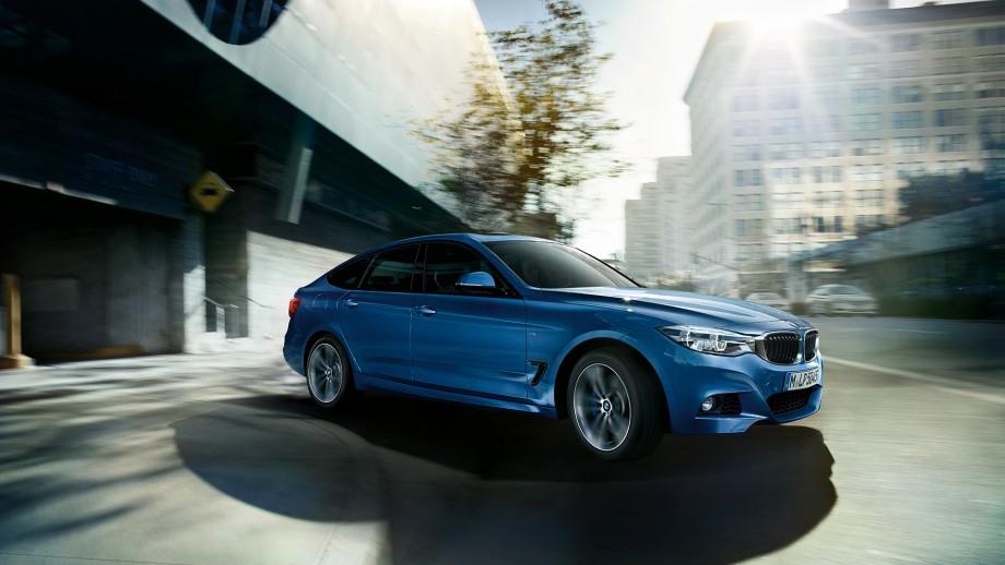 BMW 3er Gran Turismo M-Paket