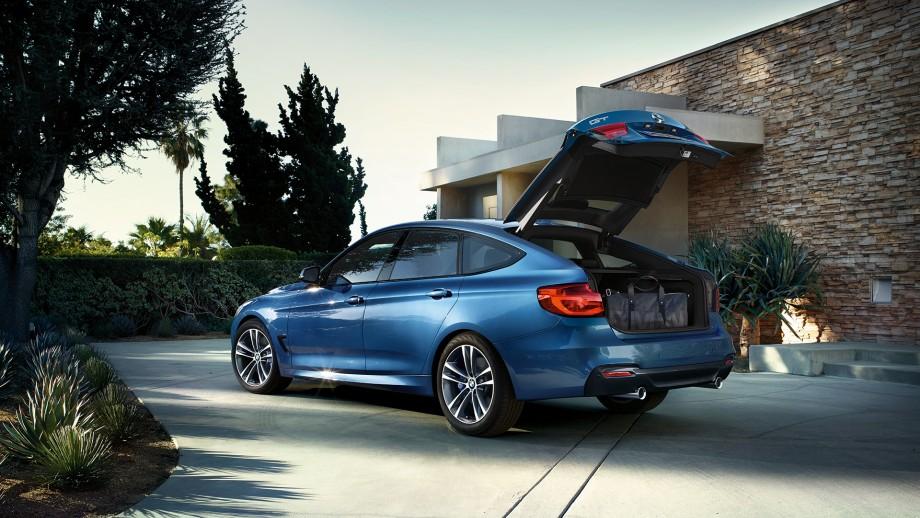 BMW 3er Gran Turismo Heckklappe