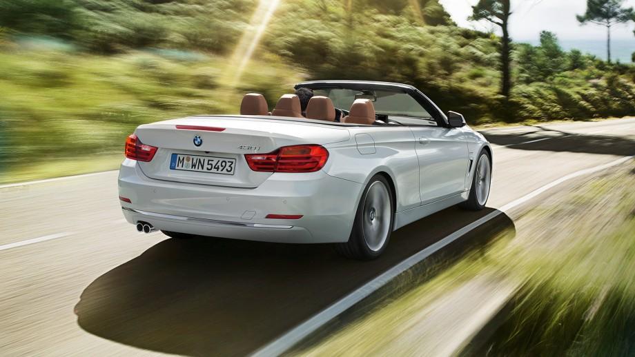 BMW 4er Cabriolet 420