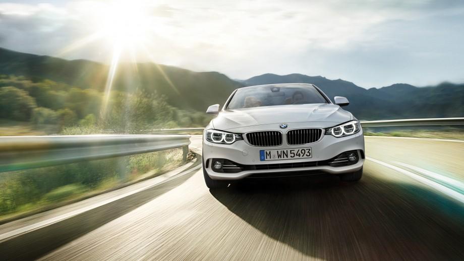 BMW 4er Cabriolet Front