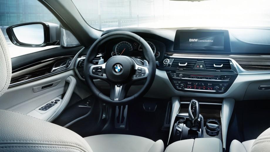BMW 5er Limousine 530 Interieur