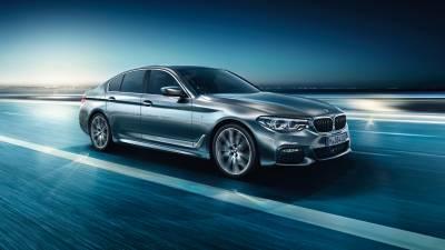 BMW 5er<br/>Limousine