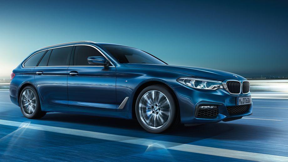 BMW 5er Touring Kombi M-Paket