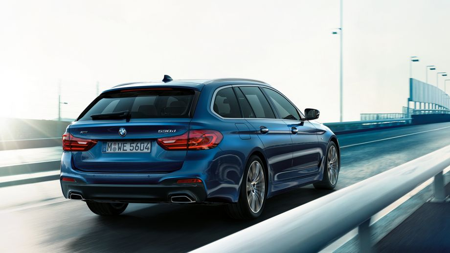 BMW 5er Touring Kombi Heck
