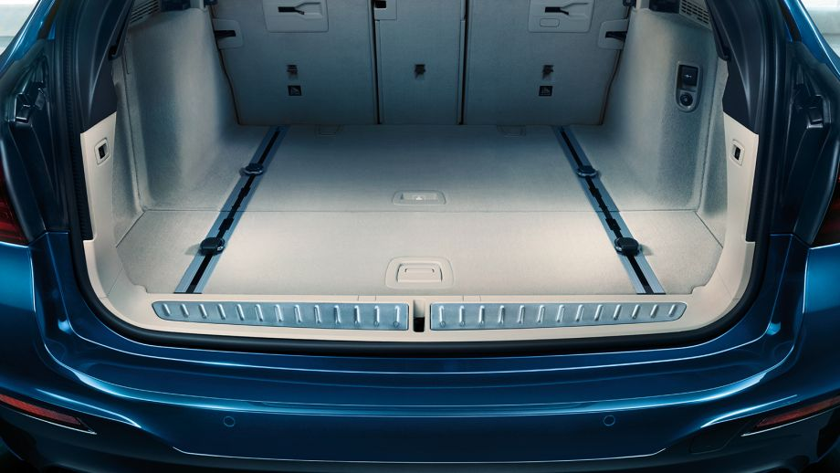 BMW 5er Touring Kombi Kofferraum