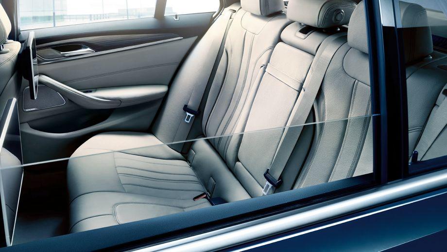 BMW 5er Touring Kombi Sitzreihe