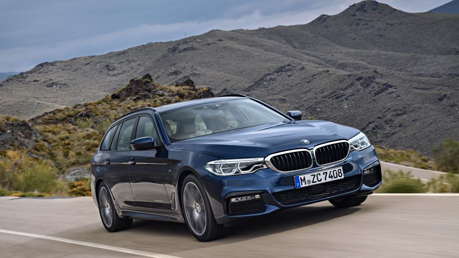 BMW 5er Touring Kombi
