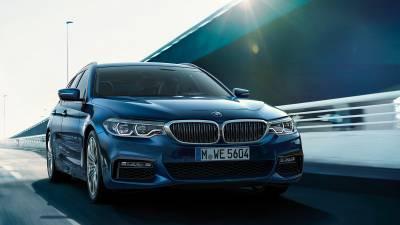BMW 5er<br/>Touring