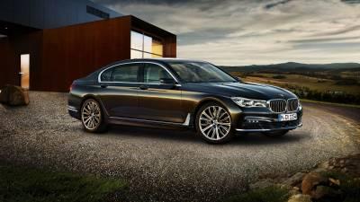 BMW 7er<br/>Limousine