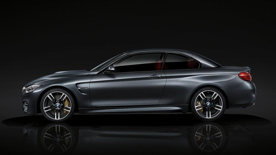 BMW M4 Cabriolet  Seite