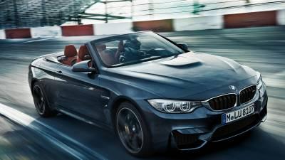 BMW M4<br/>Cabrio