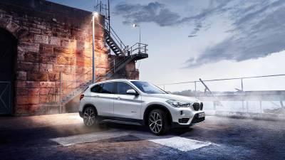 BMW X1<br/>SUV