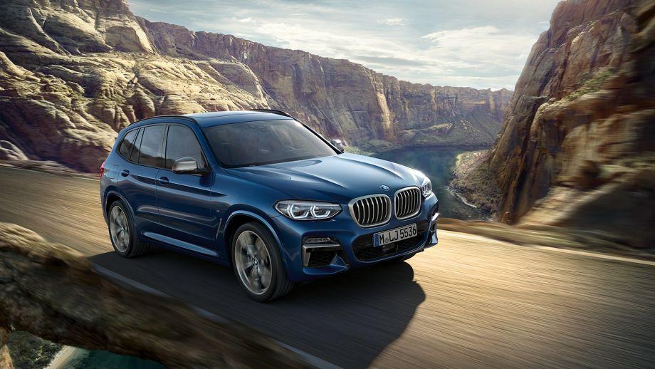 BMW X3 SUV M40i