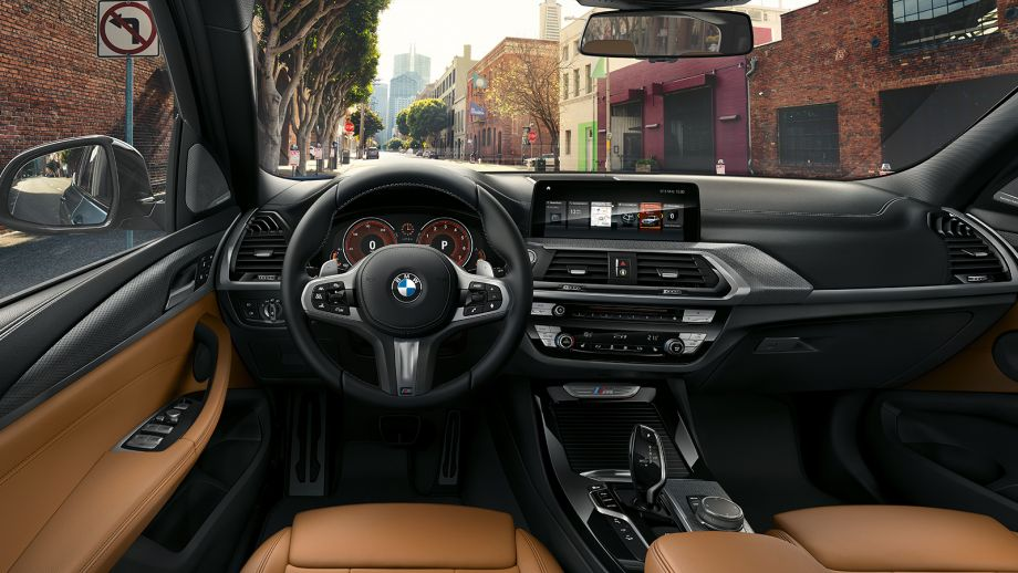 BMW X3 SUV Interieur