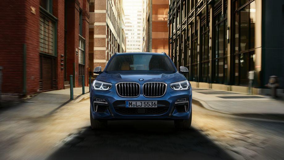 BMW X3 SUV M40d