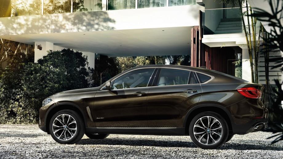 BMW X6 SAC SUV-Coupé