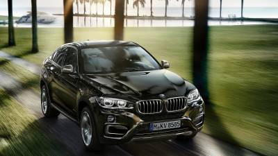 BMW X6<br/>SAC
