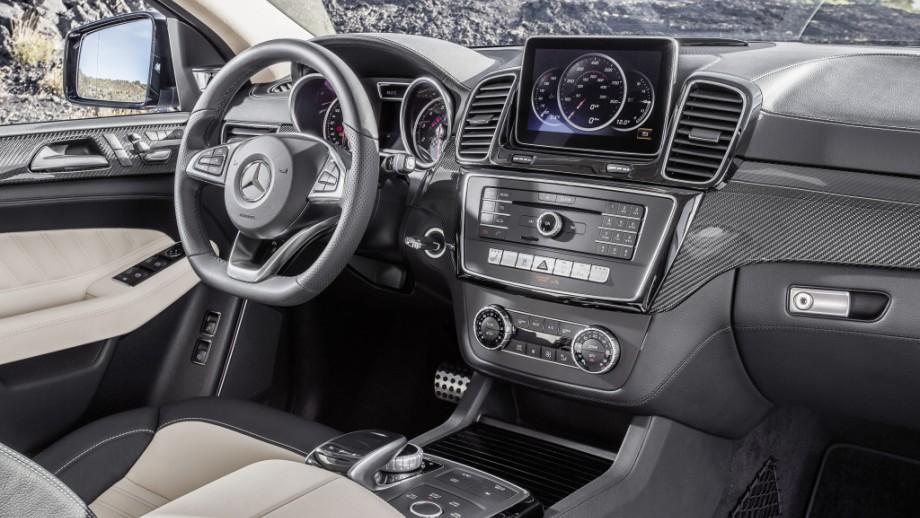 Mercedes-Benz GLE Coupé Interieur