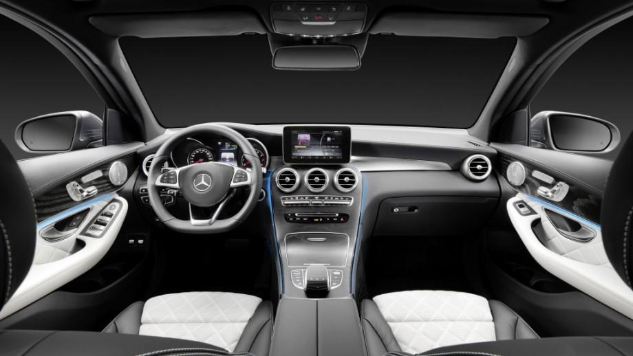 Mercedes-Benz GLC SUV Interieur