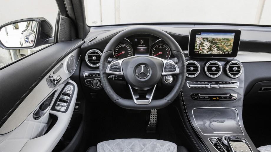 Mercedes-Benz GLC Coupé Interieur