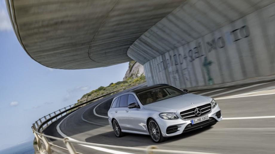 Mercedes-Benz E-Klasse T-Modell Kombi Front