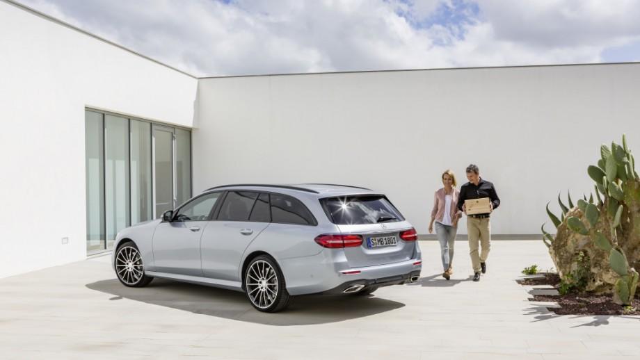 Mercedes-Benz E-Klasse T-Modell Kombi Heck