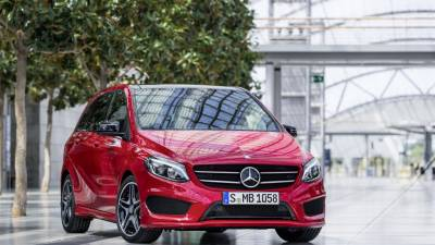 MERCEDES-BENZ B-Klasse<br/>Sports Tourer