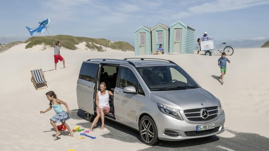 Mercedes-Benz V-Klasse Schiebetür