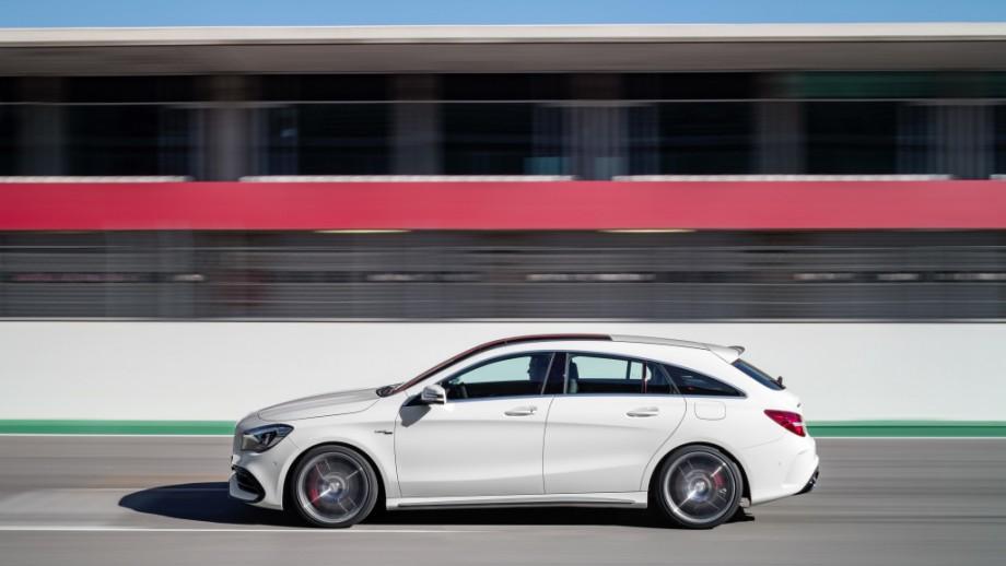 Mercedes-AMG CLA 45 Shooting Brake Kombi