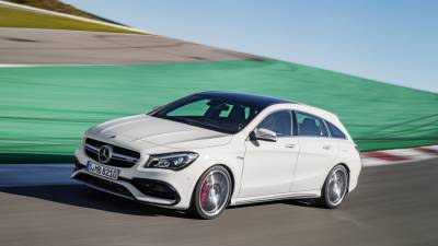 MERCEDES-BENZ CLA-Klasse<br/>CLA 45 AMG Shooting Brake