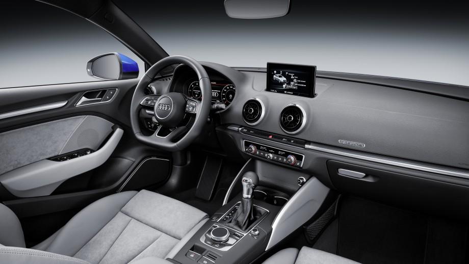 Audi A3 Limousine Interieur