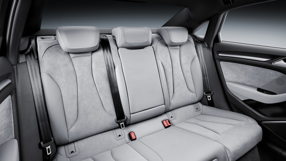 Audi A3 Limousine Rückbank