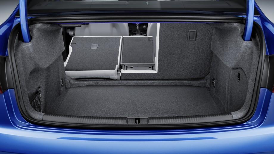 Audi A3 Limousine Kofferraum
