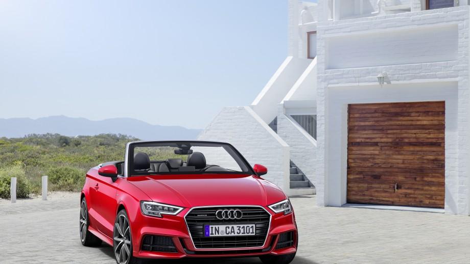 Audi A3 Cabriolet Front